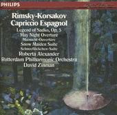 Capriccio espagnol, op.34