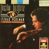 A tribute to Jasha Heifetz : popular arrangements by Jasha Heifetz