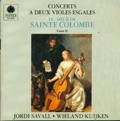Concerts a deux violes esgales. Tome II