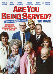 Are you being served? : the movie