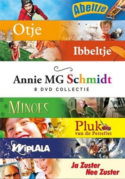 Annie MG Schmidt : 8 dvd collectie