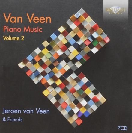 Piano music, Volume 2. vol.2