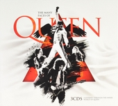 The many faces of Queen : a journey to the inner world of Queen