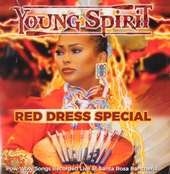 Red dress special : pow-wow songs recorded live at Santa Rosa rancheria