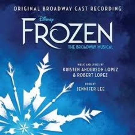 Frozen : the Broadway musical
