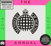Ministry of Sound : The annual 2018