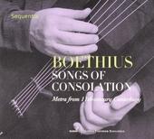 Boethius : songs of consolation. Metra from 11th-century Canterbury