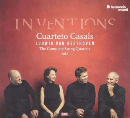 The complete string quartets. Vol. I, Inventions