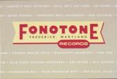 Fonotone Records : Frederick, Maryland 1956-1969