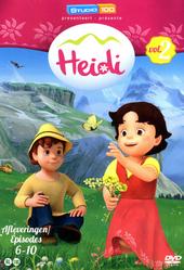 Heidi. 2, Afleveringen 6-10