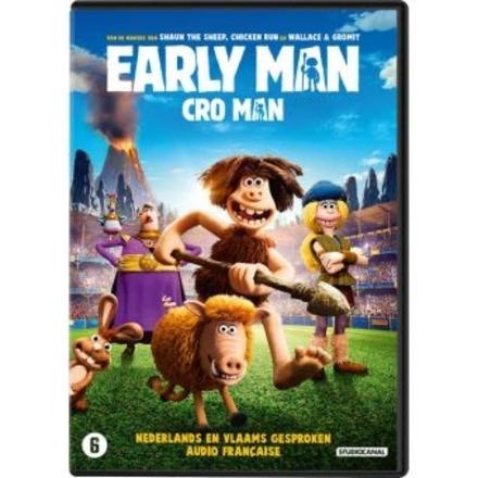 Early man : Cro man