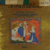 The service of venus and Mars : music for the Knights of the Garter, 1340-1440