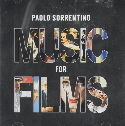Music for films [of] Paolo Sorrentino