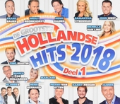 De grootste Hollandse hits 2018. vol.1