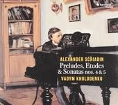 Preludes, etudes & sonatas nos.4 & 5