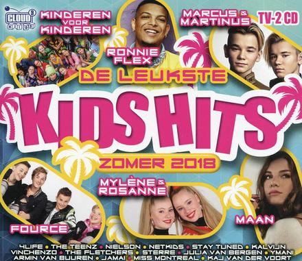 De leukste kidshits : zomer 2018