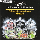 Soupra : Le banquet Géorgien
