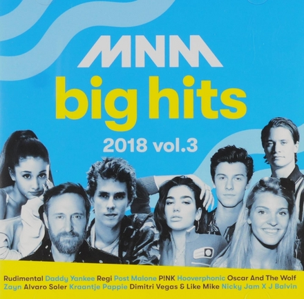 MNM big hits 2018. Vol. 3