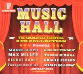 Music hall : the absolutely essential 3 cd collection