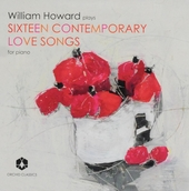Sixteen contemporary love songs