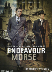 Endeavour Morse. Het complete 5e seizoen