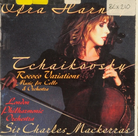 Rococo variations : music for cello and orchestra