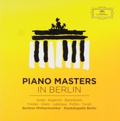 Piano masters in Berlin