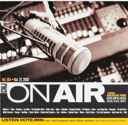 On air : Interactieve radio sampler. vol.1