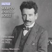 Opera omnia per organo vol.XIII. vol.13