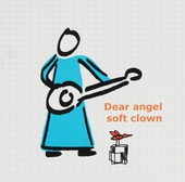 Dear angel soft clown