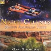 Night chants : Native American flute