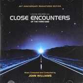 Close encounters of the third kind : 40th anniversary remastered edition