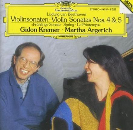 Violinsonaten nr. 4 & 5