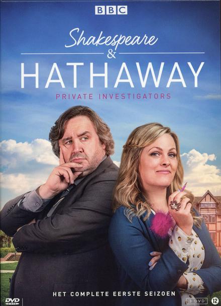 Shakespeare & Hathaway : private investigators. Het complete eerste seizoen