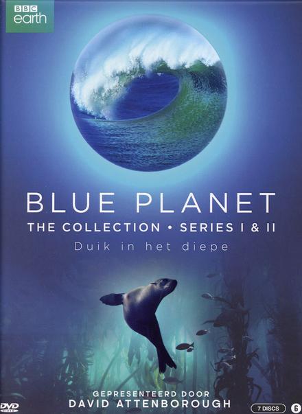 Blue planet : the collection. Series I & II, Duik in het diepe