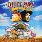Outlaws & armadillos : country's roaring '70s