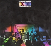 Boxer : live in Brussels