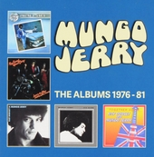 The albums 1976-81