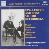 Final Edison and first Victor recordings 1919-1923. vol.5