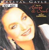 Crystal Gayle sings the heart & soul of Hoagy Carmichael