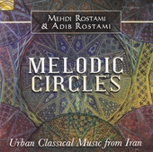 Melodic circles : urban classical music from Iran