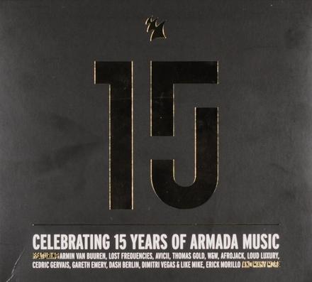 Armada music 15 years