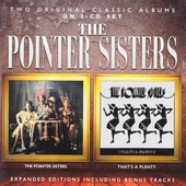 The Pointer Sisters ; That's a plenty