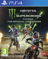 Monster energy supercross : the official videogame