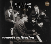 The Oscar Peterson trio : Concert collection
