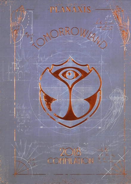 The story of Planaxis : Tomorrowland 2018 compilation