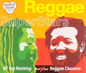 Reggae superstars : 42 top ranking reggae classics