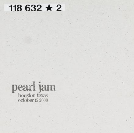 Houston Texas : October 15 2000