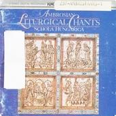 Ambrosian liturgical chants