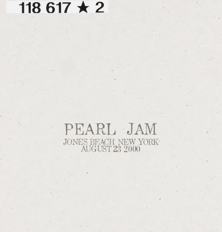 Jones Beach New York : August 23 2000